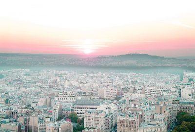 Paris, Stadt der Liebe