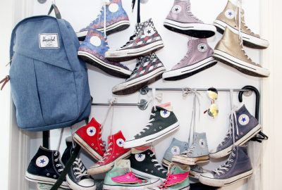 Converse chucks bunt